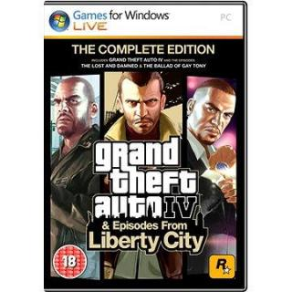 Grand Theft Auto IV Complete Pack (251753)