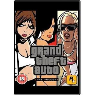 Grand Theft Auto The Trilogy (251752)