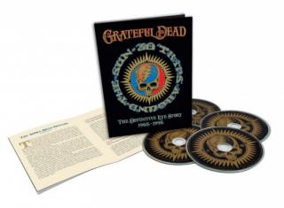 Grateful Dead : 30 Trips Around The Sun  4CD