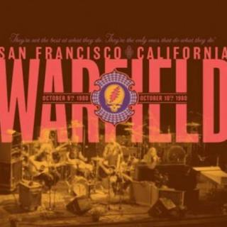 Grateful Dead : The Warfield, San Francisco, CA 10/9/80 & 10/10/80 /RSD 2019/ 2LP