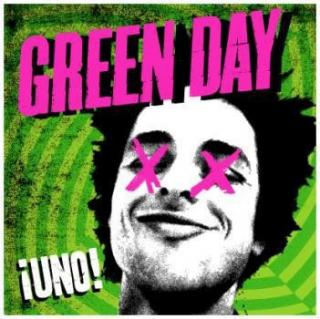Green Day : Uno! CD