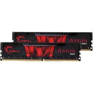 G.SKILL 16GB KIT DDR4 3000MHz CL16 Gaming series Aegis (F4-3000C16D-16GISB)