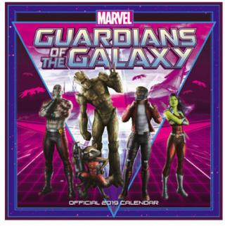 GUARDIANS OF THE GALAXY/MARVEL SQ