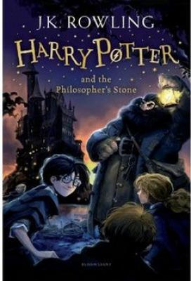 Harry Potter and the Philosopher´s Stone 1 - Rowling Joanne K., Rowlingová Joanne K.