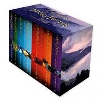 Harry Potter: The Complete Collection (1408856778)