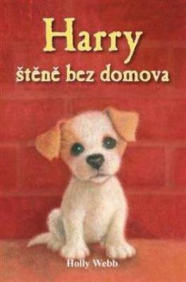 Harry štěně bez domova - Webb Holly