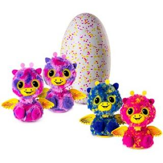 Hatchimals Surprise dvojčata žirafky (778988666067)