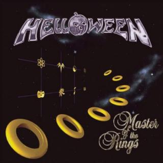 Helloween : Master Of The Rings LP
