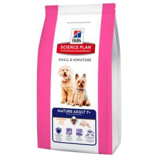 Hill´s Canine Mature Adult 7  Small & Miniature Chicken - 3 kg