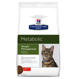 Hill´s Prescription Diet Feline Metabolic - Weight Management - 4 kg