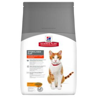 Hills Feline Sterilised Cat Young Adult - 1,5 kg