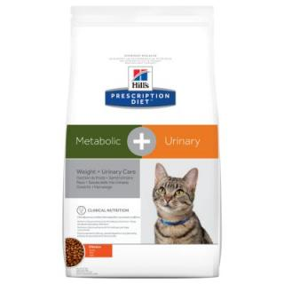 Hills Prescription Diet Feline Metabolic   Urinary - Výhodné balení 2 x 4 kg
