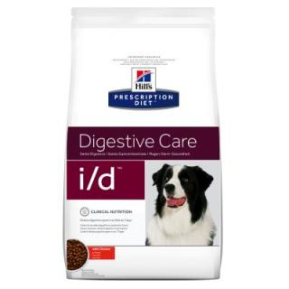 Hills Prescription Diet i/d Digestive Care s kuřecím - 12 kg