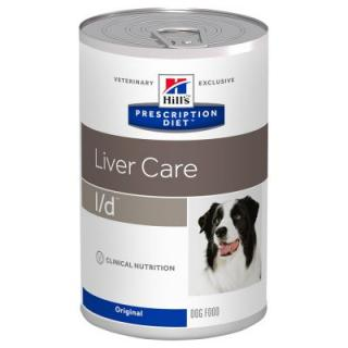 Hills Prescription Diet l/d Liver Care Original - 24 x 370 g