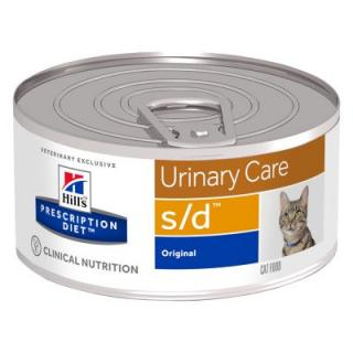 Hills Prescription Diet s/d Urinary Care Original - 6 x 156 g