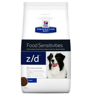 Hills Prescription Diet z/d Food Sensitivities Original - Výhodné balení 2 x 10 kg