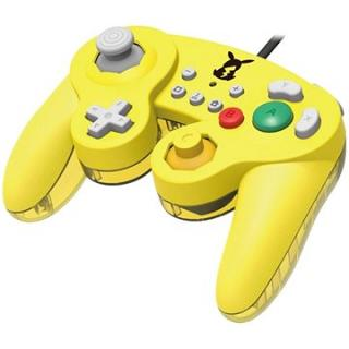HORI GameCube Style BattlePad - Pikachu - Nintendo switch