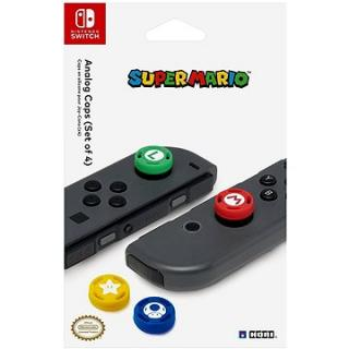 HORI Joy-Con Analog Stick Caps Super Mario - Nintendo Switch