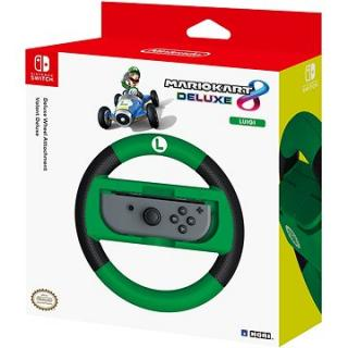 Hori Joy-Con Wheel Deluxe - Luigi - Nintendo Switch