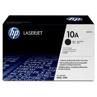 HP 10A Black LJ Toner Cart, 6 000 str, Q2610A