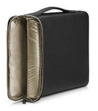 HP 14 Carry Sleeve Black/Gold - BAG