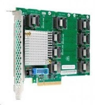 HPE DL38X Gen10 12Gb SAS Expander Card Kit with Cables up to 24 SFF, 870549-B21