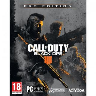 Hra Activision PC Call of Duty: Black Ops IV Pro Edition,