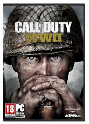Hra Activision PC Call of Duty: WWII