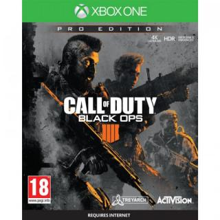 Hra Activision Xbox One Call of Duty: Black Ops IV Pro Edition