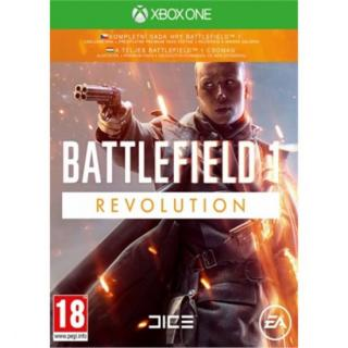 Hra EA Xbox One Battlefield 1 Revolution