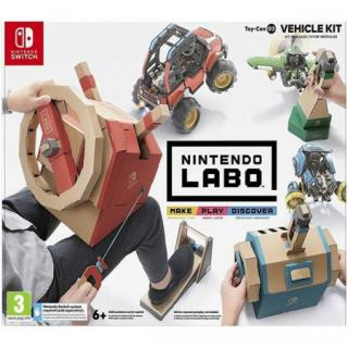Hra Nintendo SWITCH Labo Vehicle Kit,