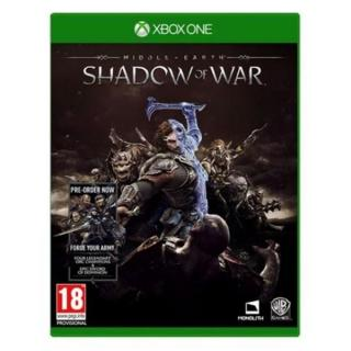 Hra Ostatní Xbox One Middle-earth: Shadow of War (5051892209403)