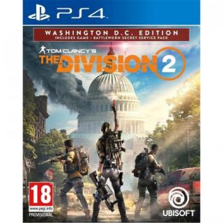 Hra Ubisoft PlayStation 4 Tom Clancy`s The Division 2 Washington D.C. Edition,