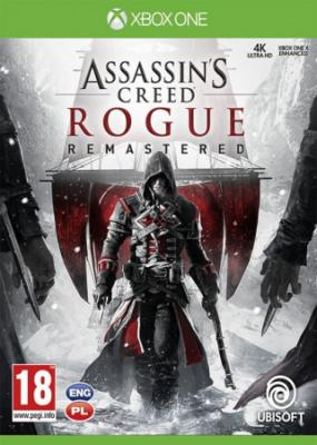 Hra Ubisoft Xbox One Assassin's Creed: Rogue HD Remastered