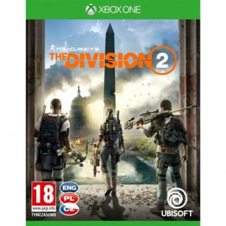 Hra Ubisoft Xbox One Tom Clancy`s The Division 2,