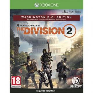 Hra Ubisoft Xbox One Tom Clancy`s The Division 2 Washington D.C. Edition,