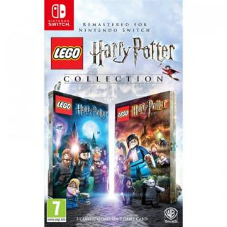Hra Warner Bros Nintendo Switch LEGO Harry Potter Collection, 5051892217231