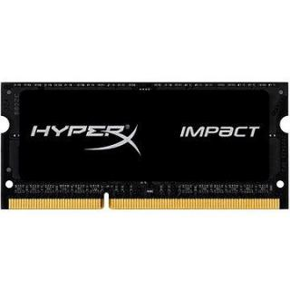 HyperX SO-DIMM 8GB DDR3L 1866MHz Impact CL11 Black Series (HX318LS11IB/8)