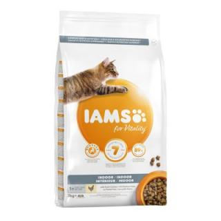 IAMS for Vitality Cat Adult Indoor chicken - 10 kg