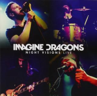 Imagine Dragons : Night Visions LIVE CD DVD