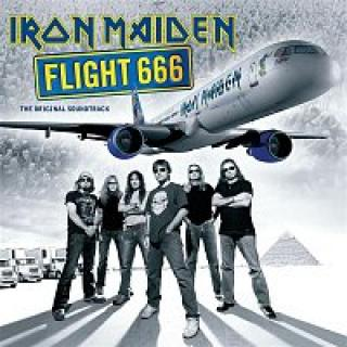 Iron Maiden – Flight 666: The Original Soundtrack – LP