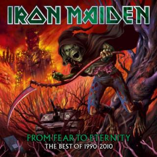 Iron Maiden : From Fear To Eternity LP