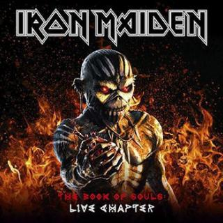 Iron Maiden : The Book Of Souls - Live Chapter LP