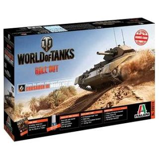 Italeri World of Tanks 36514 - Crusader III (8001283365147)