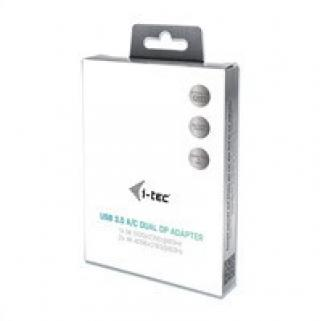 iTec USB 3.0 A/C 4K Dual DP Adapter