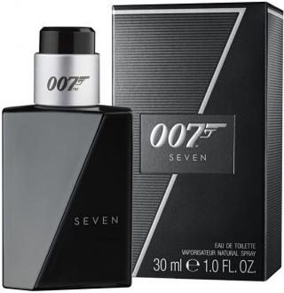 James Bond James Bond 007 Seven Intense - EDP 125 ml