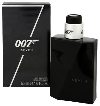 James Bond James Bond 007 Seven - voda po holení 50 ml