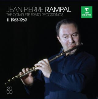 Jean-Pierre Rampal : The Complete Erato Recordings Vol.2 20CD