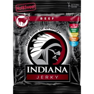 Jerky beef Hot & Sweet 25g