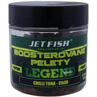 Jet Fish Boosterované pelety Legend Chilli Tuna/Chilli 12mm 120g